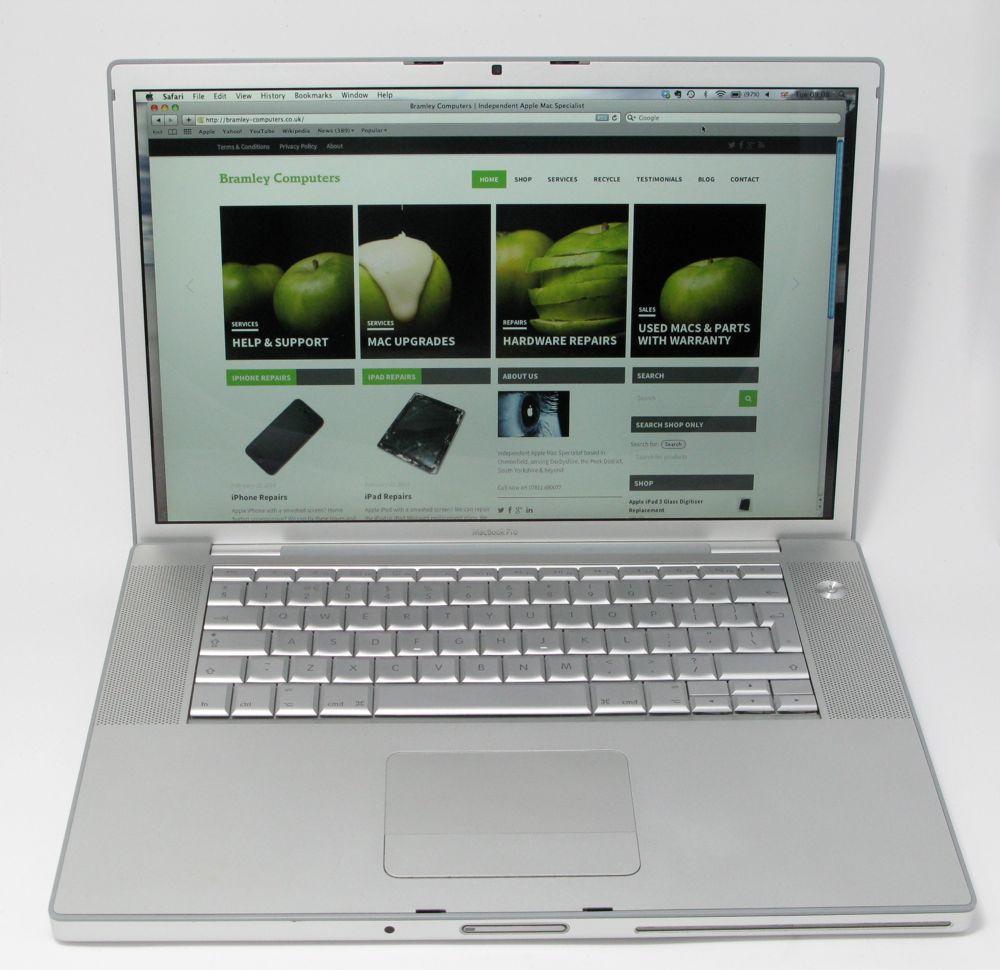 "MacBook Pro 15"" Parts"