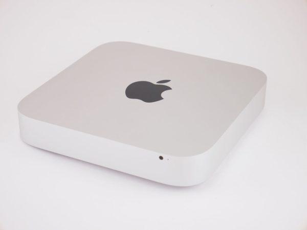 Mac Mini front view