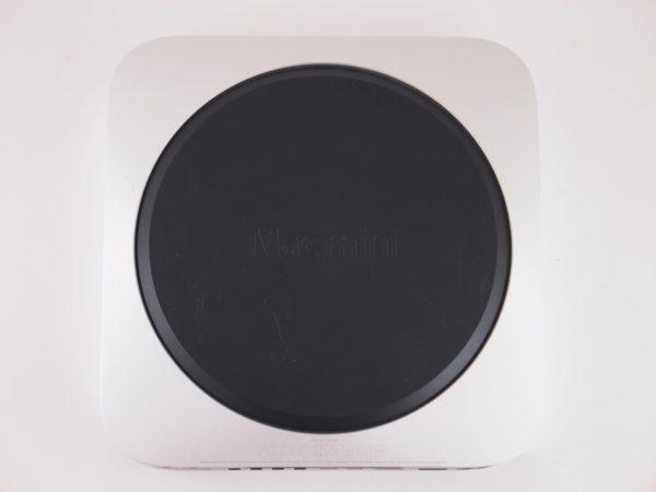 Mac Mini Bottom view
