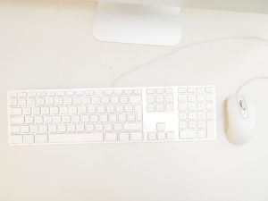 iMac 2011 keyboard & mouse