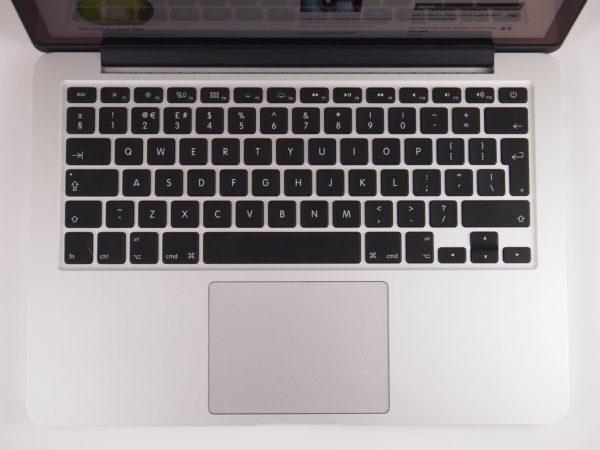 UK Backlit keyboard