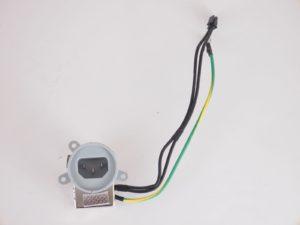 604-1122 Mains Input Socket