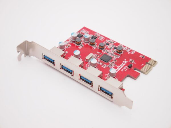 Inateck KT4004 USB3 card for Mac Pro