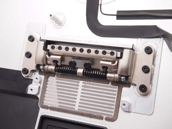 Hinge repair plate upgrade