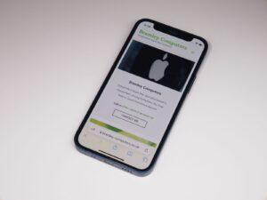 Apple iPhone 12 Mini 64GB Blue with AppleCare+